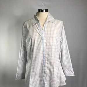 Riders by Lee Long Sleeve Button up Size XL